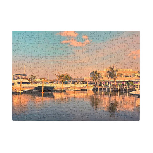 Monmouth Beach Puzzle