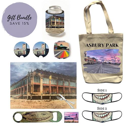Gift Giver Bundle - Asbury Park Boardwalk