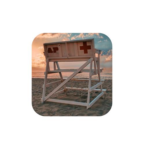 Magnet - Asbury Park Lifeguard