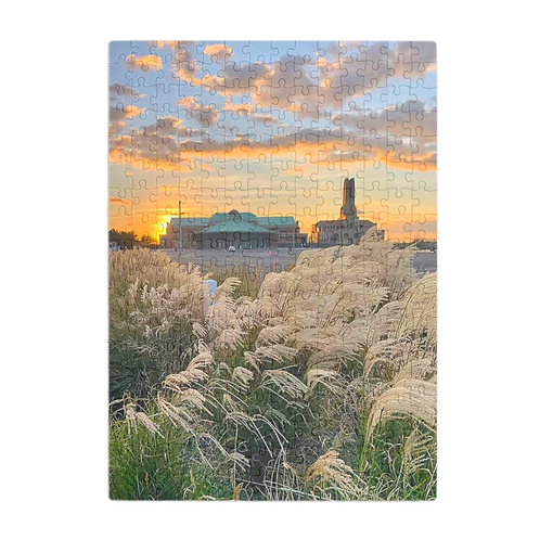 Puzzle & A Print: Asbury Park x Feels Like Fall
