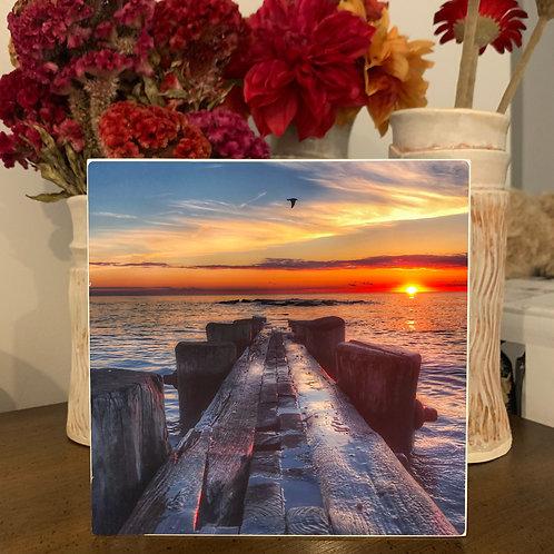Hang or Tabletop Display - Sunny Sundays