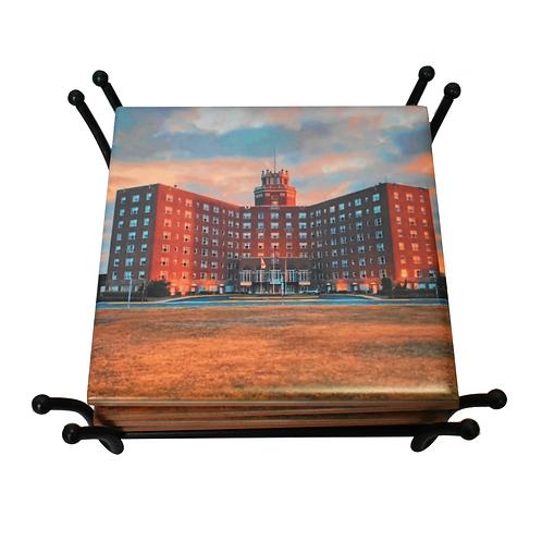 The Berkeley Hotel Coaster