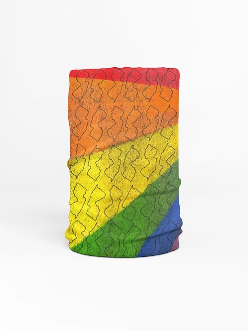 Neck Gaiter x Rainbow