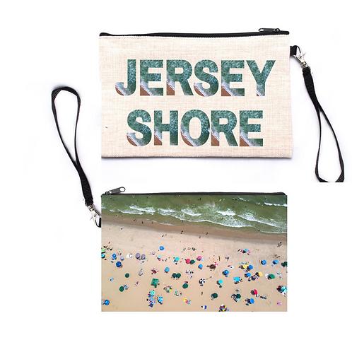 Jersey Shore Wristlet
