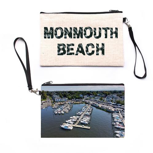 Monmouth Beach Wristlet