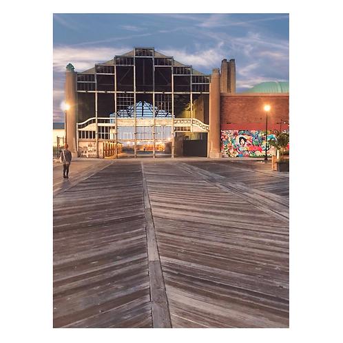 Cutting Board - Asbury Park Casino