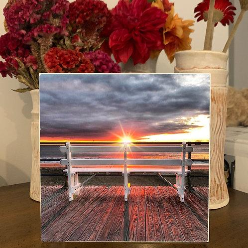 Hang or Tabletop Display -Allenhurst