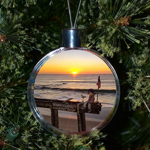 Ball Ornament - Ocean Grove Ralph