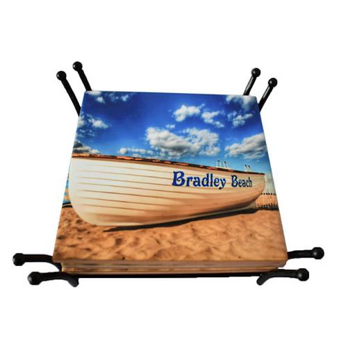 Bradley Beach Boat Coaster