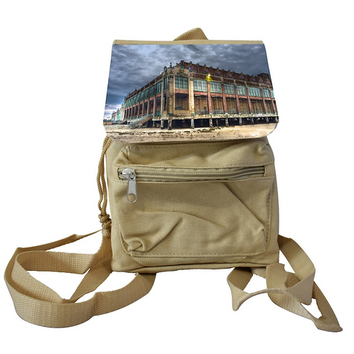 Convention Hall - Mini Backpack