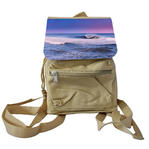 Purple Haze - Mini Backpack