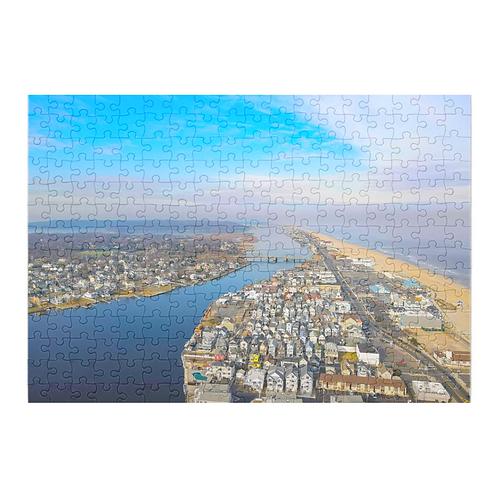 Sea Bright Puzzle & A Print