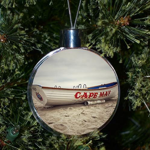 Ball Ornament - Cape May