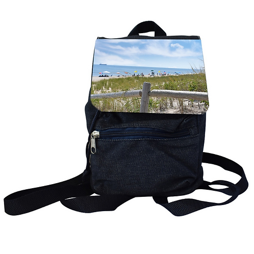 Summer Day - Mini Backpack