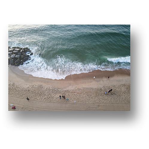Asbury Park Beach Cutting Board