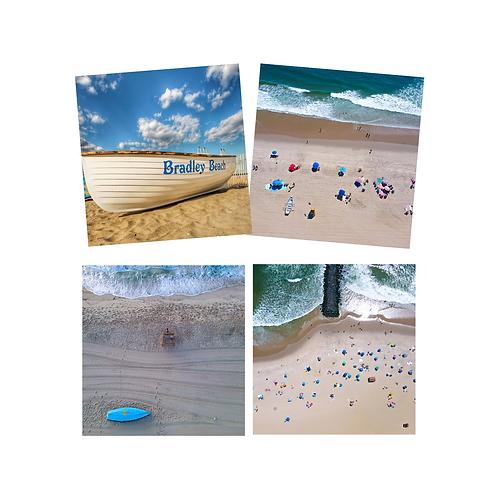 Bradley Beach Coaster Set of 4