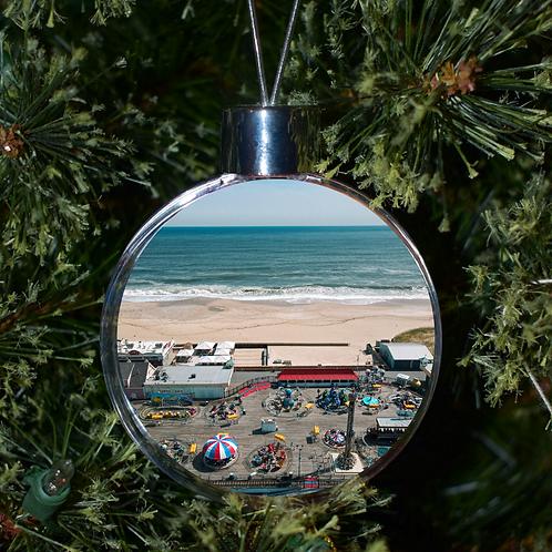 Ball Ornament - Point Pleasant Boardwalk