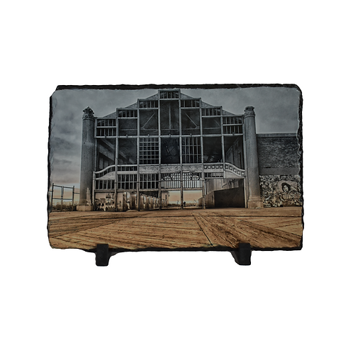 Asbury Park Casino Slate With Stand