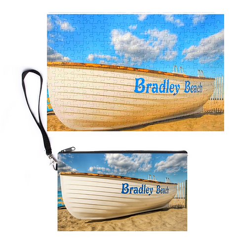 Puzzle In A Pouch: Bradley Beach Rowboat
