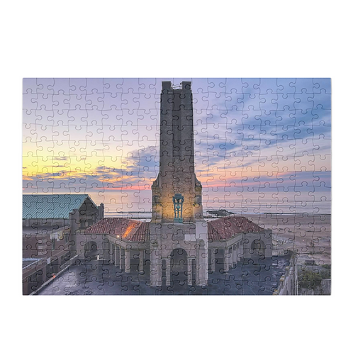 NEW Puzzle & A Print : Steam Plant