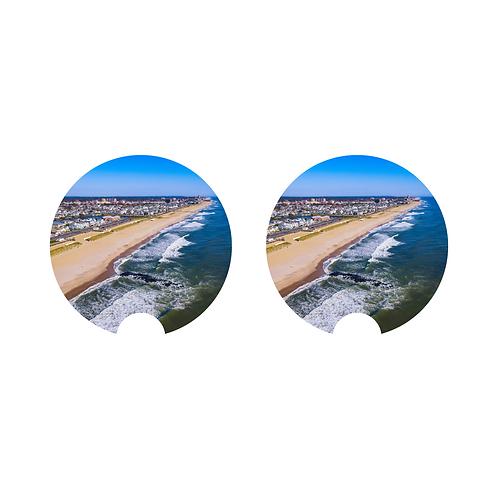 Car Coaster - Bradley Beach