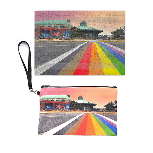 Puzzle In A Pouch: Rainbow Walkway Puzzle