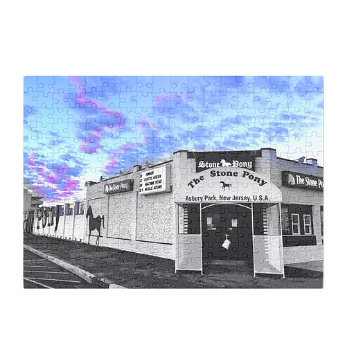 Puzzle & A Print : The Stone Pony