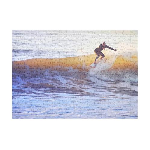Puzzle & A Print : Surfs Up