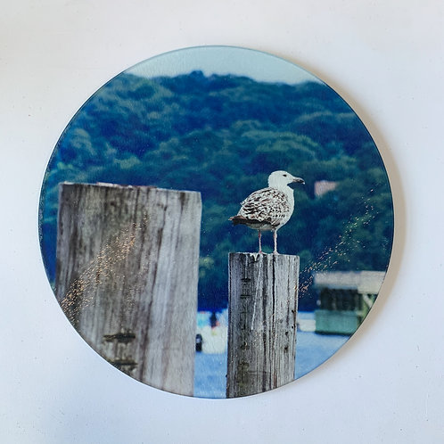 Seagull Cutting Board