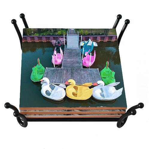 Asbury Park Pedal Boat Coaster