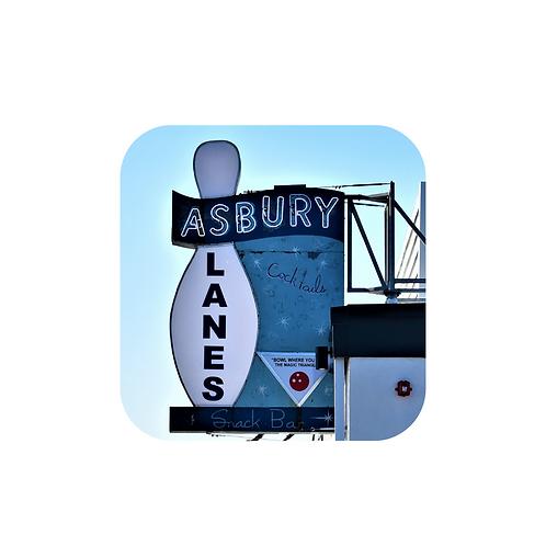 Magnet - Asbury Lanes