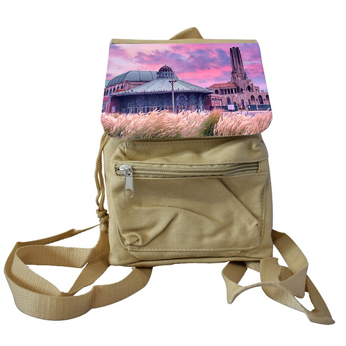 Asbury Park Carousel - Mini Backpack