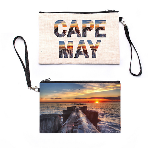 Cape May Wristlet
