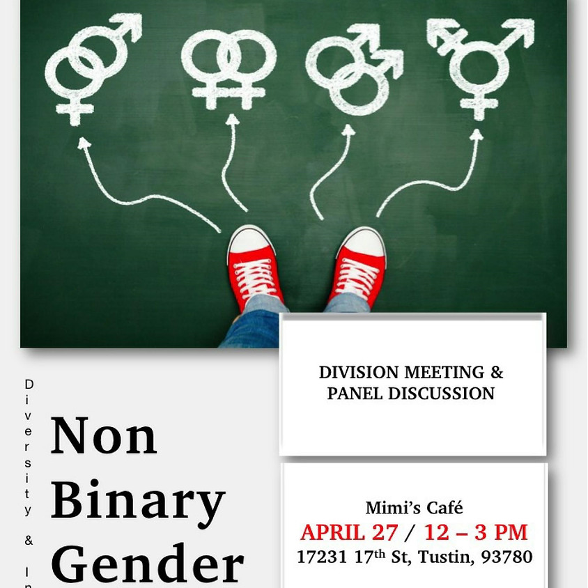 Division Meeting And Panel Discussion