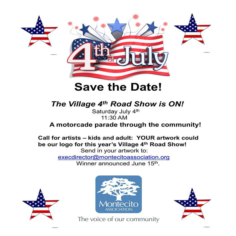 Village 4th Road Show