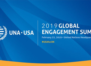 Join us for the 2019 Global Engagement Summit with UN Secretary General Antonio Guterres