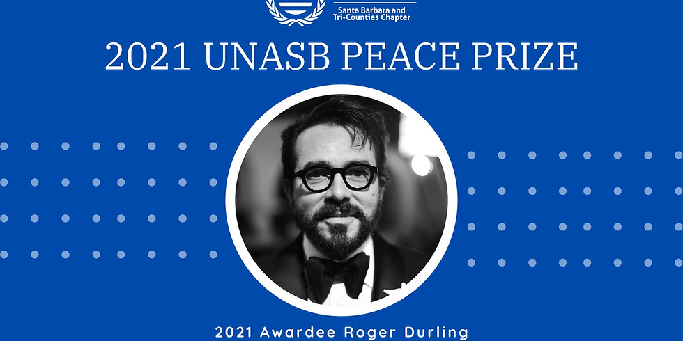 2021 Santa Barbara UNA Peace Prize