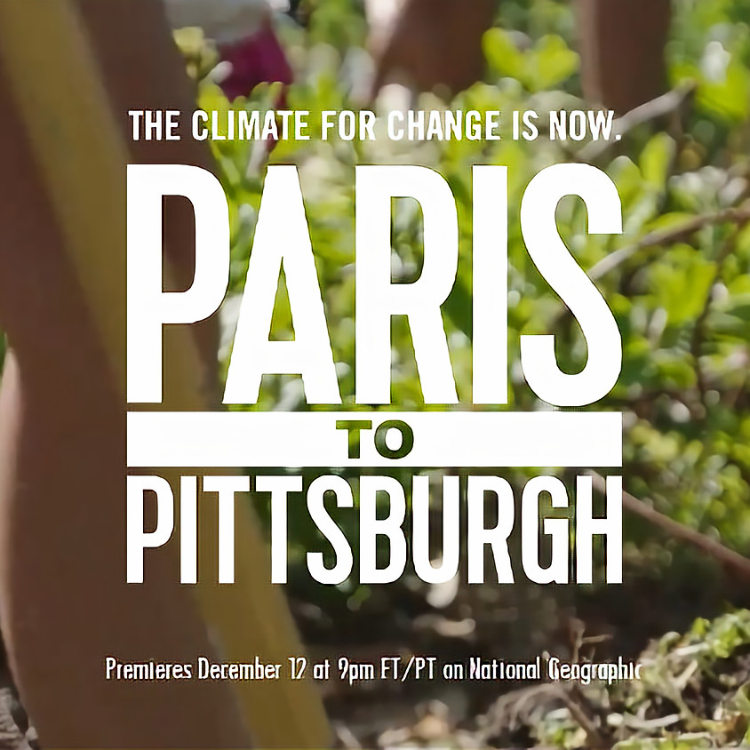 UN Day: Screening of Paris To Pittsburgh
