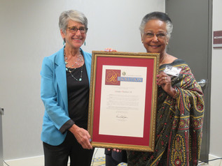 United Nations Peace Prize Awarded to Local Humanitarian Hero on World Peace