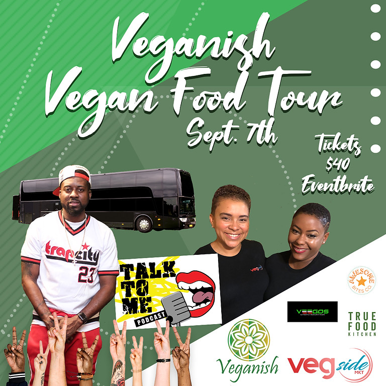 Veganish Food Tour