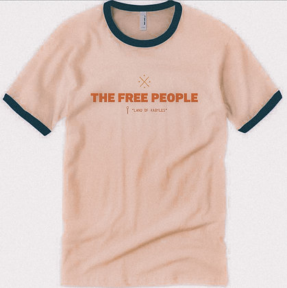 THE FREE PEOPLE RINGER TEE