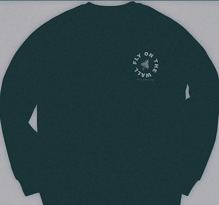 FLY ON THE WALL CREWNECK