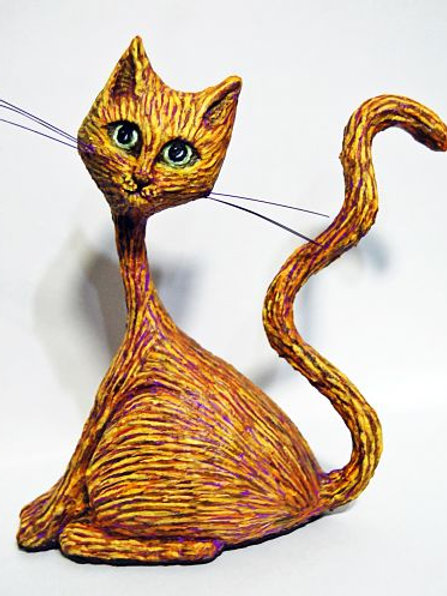 Gato naranja vangoniano