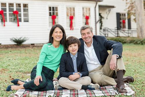 Historic Oak View Christmas Minis - December 4
