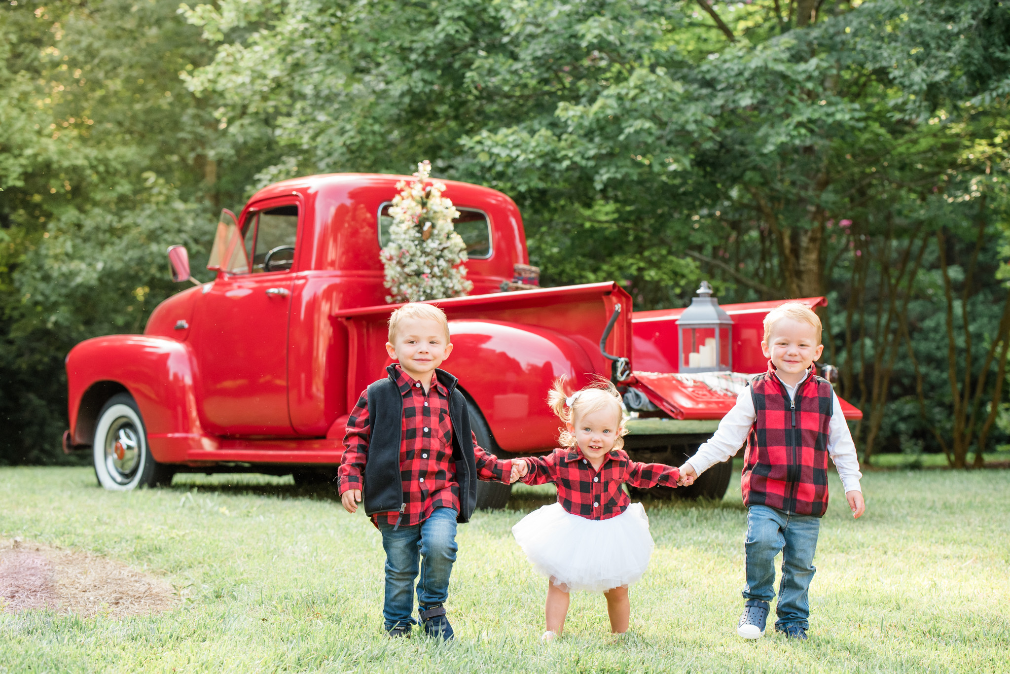 Red Truck Minis
