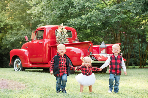 Red Truck Minis - October 9