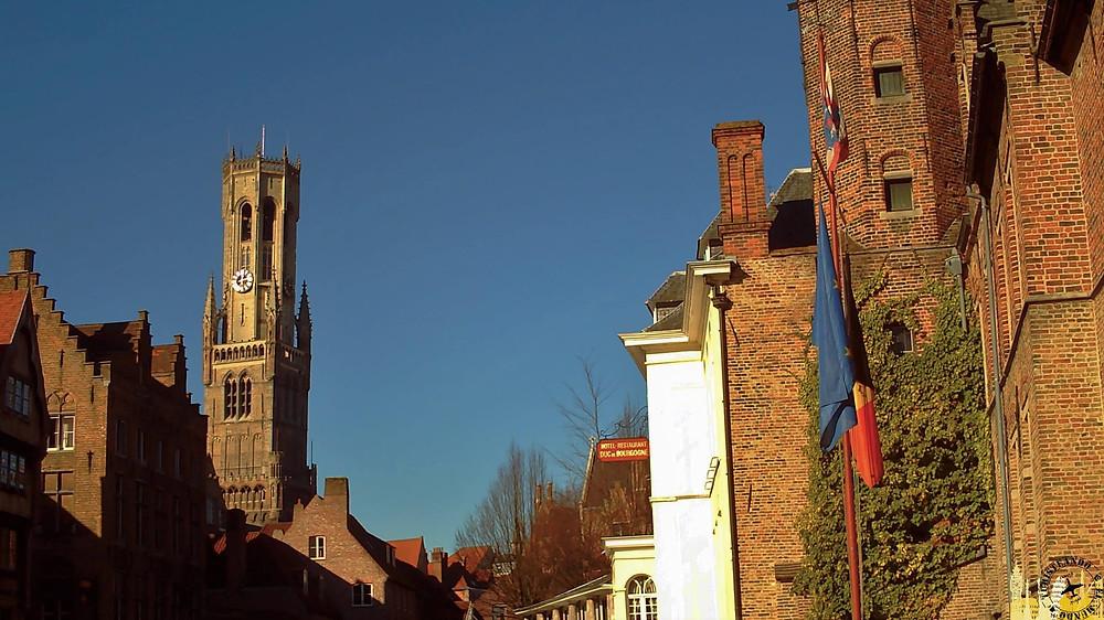 Campanario de Brujas (Bélgica)