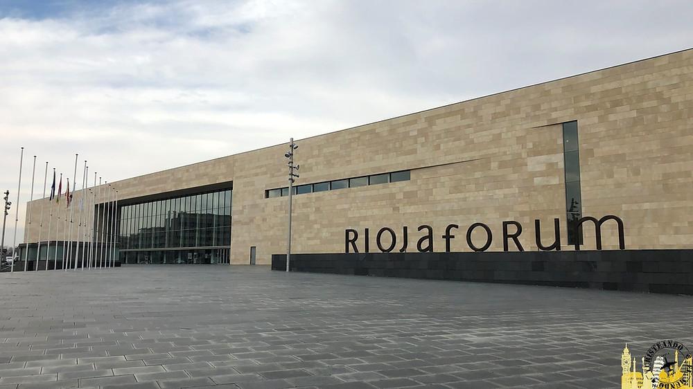 riojaforum en Logroño, La Rioja