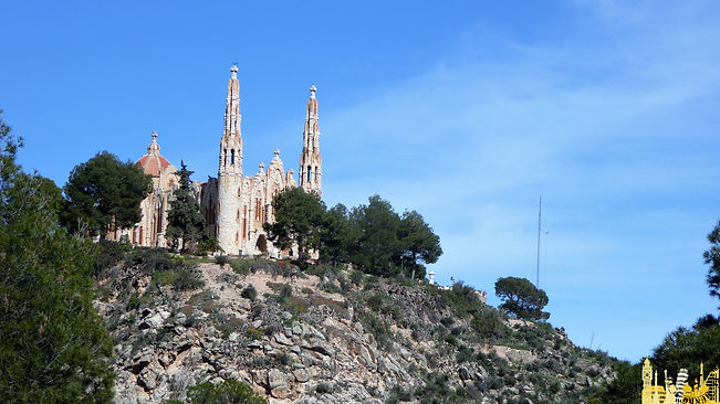 Viaje a pueblos de Alicante