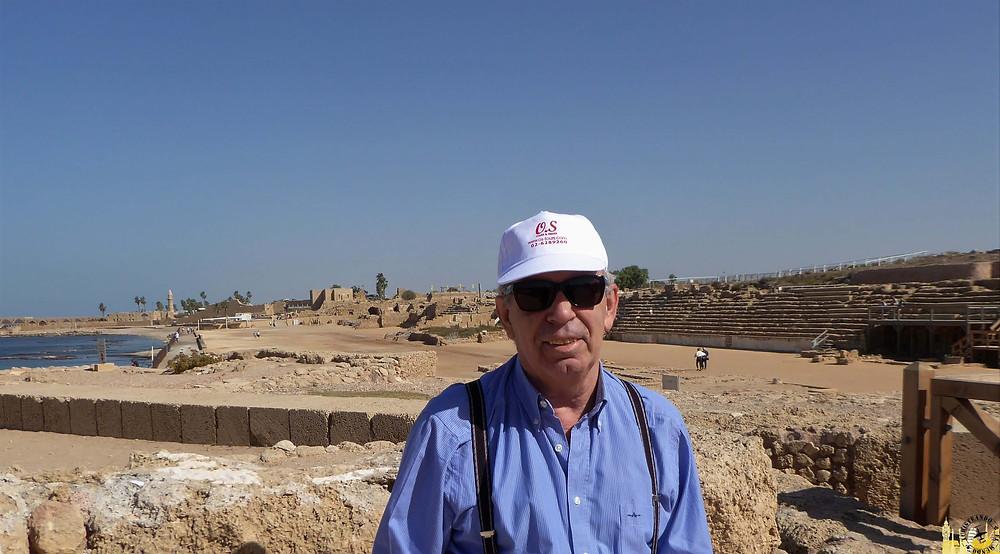 Cesarea. Israel (Yacimiento arqueológico)